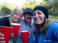 PCT from Lake Morena to Mt Laguna. 22 miles. Bloody Mary's.....that's the way we do it. Spring 2014