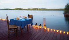 Saranac Lake, NY, excelente para tu luna de miel, un lugar en medio del lago y la montaña. #wedding #honeymoon #beautiful