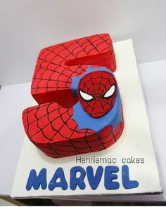 "2,626 Likes, 7 Comments - #No.1 Nigerian Cake Blog (@cakebakeoffng) on Instagram: ""#50.... BEAUTIFUL #SpiderMan Themed Cake by @henriemac_cakes #Cakebakeoffng #CboCakes…"""