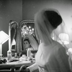 vintage everyday: 15 Vintage Photos Showing Beautiful Bridal Fashion in the 1960s