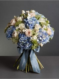 Cloudy Skies Bouquet
