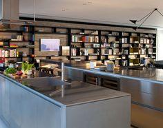 Antokolsky Penthouse by Pitsou Kedem Architects » CONTEMPORIST
