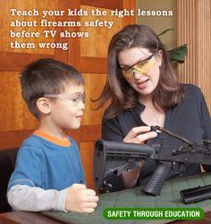 Guns, Education, Oleg Volk