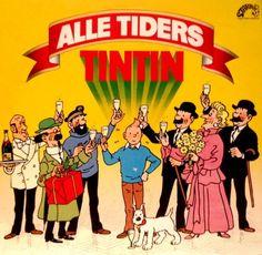 Hergé - Alle Tiders Tintin (Vinyl, LP) at Discogs