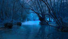 River by Mevludin Sejmenovic #xemtvhay