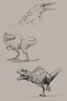 daily sketch  3041 by nosoart