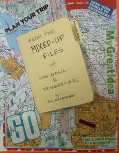 FREE Resources - From the Mixed-up Files of Mrs. Basil E. Frankweiler.  Some ideas.
