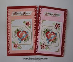 wedding card www.danihaft.blogspot.com