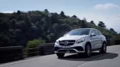 Mercedes-Benz TV: The new Mercedes-AMG GLE 63 Coupé – Trailer.