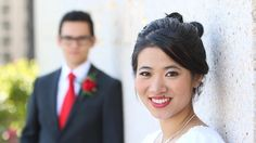 Ricky & Chu were married on April 26, 2014 in Los Angeles.