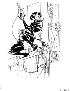 'ENCOR[e]' Art Book by Eric Canete to be Gorgeous, Fan-Funded