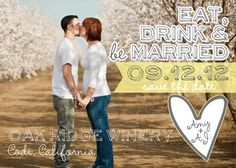 Save the date magnet- $225 for 150