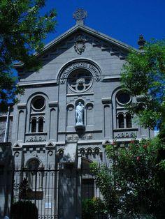 El Convento de Corpus Christi y San Juan de la Cruz