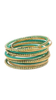 I love these bangles and they are only $29!