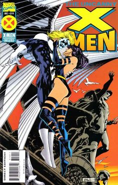 Cover for The Uncanny X-Men (Marvel, 1981 series) #319 [Direct Deluxe Edition]