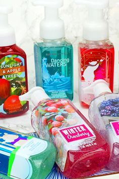 Shopping im (fast) einzigen Bath and Body Works Store in Europa