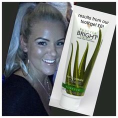 Unbelievable results Natural forever alone Vera Bright white smile Click my link Tooth Paste, Forever Business, Forever Aloe, White Smile, Forever Living Products, Aloe Vera, Health And Beauty, Bright, Natural