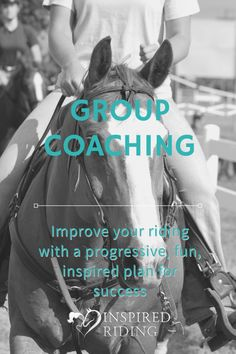 Improve your riding with a progressive, fun, inspire plan for horseback riding success. #horsebackriding #ridinglessons Horseback Riding Tips, Riding Lessons, How To Gain Confidence, Horse Riding, Equestrian, Improve Yourself, Coaching, Thankful, Success