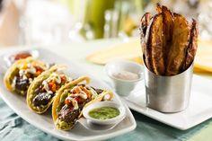 Cinco De Mayo Recipes - Seasons 52 Grilled Chimichurri Steak Tacos - Crave Local