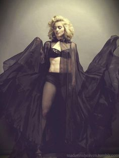 NEW OUTTAKES :Madonna for Interview Magazine, 2010.