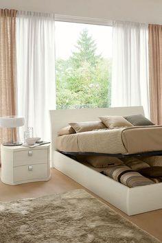 Camera da letto moderna. http://catalogoarredamento.it/