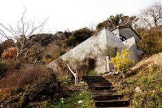 Hitoshi Uchidas house arkitektur