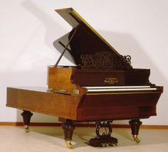 Mirror grands and miniatures: Five of the world's strangest pianos