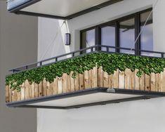 """Balkonbanner """"Efeu"""" Banner, Online Purchase, Balcony, Ivy, Garage, Symbols, Japan, Style, Banner Stands"""