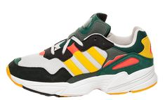 adidas YUNG 1 (Adidas young people one) CORE BLACKOFF WHITESIMPLE BROWN 20SS I