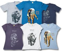 Elephant, lift blue tee, large  http://gifts.worldwildlife.org/gift-center/gifts/Apparel-and-More/Hands-Off-My-Parts-Bamboo-Tees.aspx?sc=AWY1305WC142=121125t_source=email-appeal_medium=email_campaign=species-adoption_content=november2012-25