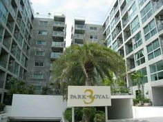 """Park Royal 3 Condo. 2 Bedroom Condo For Sale on Pratumnak Hill – ref:34315 For sale and ready to move In is this modern ground floor level 84 Square meter 2 bedroom In building """"A"""" Bottom Price at just 45,000 per square meter –Open to offers! Property..."""