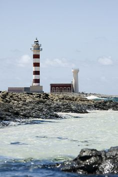 Faro de Tostòn, Fuerteventura, Canary Islands, Spain