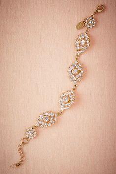 Gilded Bauble Bracel