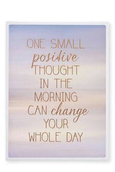 Buy Positivity Canvas from the Next UK online shop