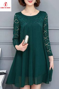 Lace Chiffon Loose Casual Dresses for summer casual dresses for summer sundresses casual dresses for summer women summer dresses 2019 beach casual dresses casual dresses for summer modest casual dresses for women Cute Casual Dresses, Spring Dresses Casual, Casual Dress Outfits, Summer Dress Outfits, Modest Dresses, Pretty Dresses, Casual Fall, Shift Dress Outfit, Shift Dresses