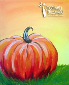 Great Pumpkin   Creatively Uncorked   http://creativelyuncorked.com