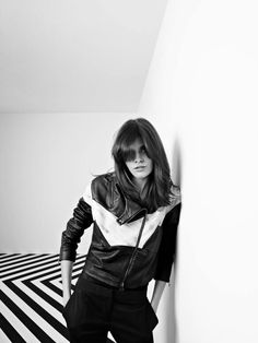 Pierre Girl – The fall 2012 collection from Balmain's offshoot line, Pierre Balmain, offers up a youthfully rebellious look at the new season with light layering and body conscious designs. Model Melissa Stasiuk sports Balmain staples such as the skinny pant, leather jacket and short skirt in the ethereal images. The new collection also has... [Read More]