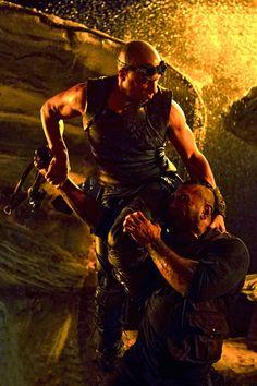 Riddick Gets a New Still: Once Bitten