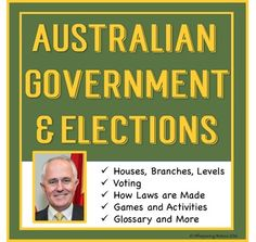 Australian Government, Elections and Laws Distance Learning Pack 3 Branches Of Government, Levels Of Government, Numeracy Activities, Literacy And Numeracy, School Site, House Of Representatives, Social Studies, Back To School, Law