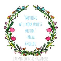 Food for Thought: Maya Angelou on Hard Work