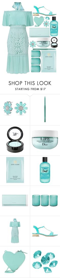"""Pastel"" by sunnydays4everkh ❤ liked on Polyvore featuring Bling Jewelry, MAC Cosmetics, Beauty Is Life, Estée Lauder, Bumble and bumble, PS Paul Smith, Jamie Young, Temperley London, Nicholas Kirkwood and Christopher Kane"