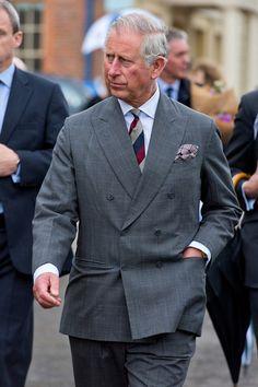 The Prince of Wales Visits Poundbury