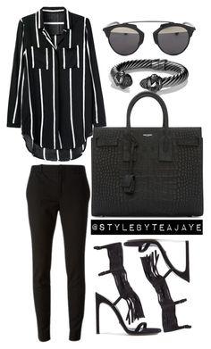 """""""Untitled #1633"""" by stylebyteajaye ❤ liked on Polyvore"""