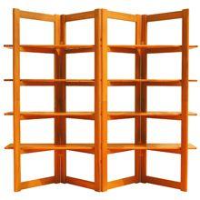 Jacob Teak Bookcase