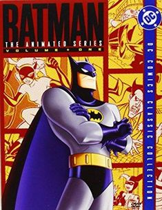 Kevin Conroy & Mark Hamill & Bruce Timm-Batman: The Animated Series, Volume 1