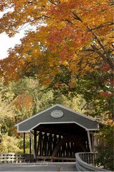 Saco Covered Bridge Conway, NH