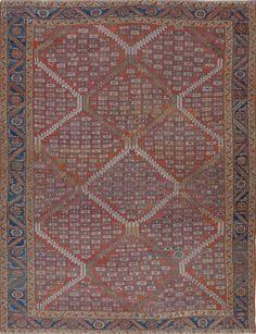 Matt Camron Rugs & Tapestries Antique Persian Bakshayesh Rug