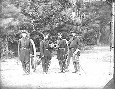 American Civil War - Union officers