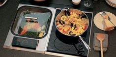 Stove Steamers | Cooktops | Sub-Zero & Wolf Appliances