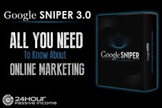 Digital Product Reviews: The official Google Sniper 3.0 Review